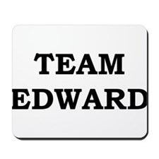 """Team Edward"" Mousepad"