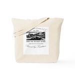 Vintage Backwoods Tote Bag