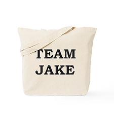 """Team Jake"" Tote Bag"