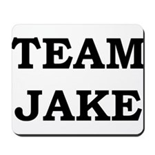 """Team Jake"" Mousepad"