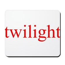 """Twilight"" Mousepad"