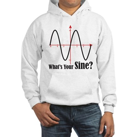 What's Your Sine? Hoodie