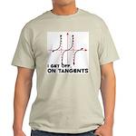 I Get Off On Tangents Light T-Shirt