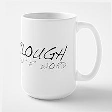 "Furloughs - The New ""F"" Word Mug"