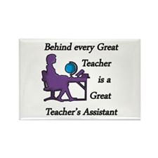 Teachers Assistant Magnets