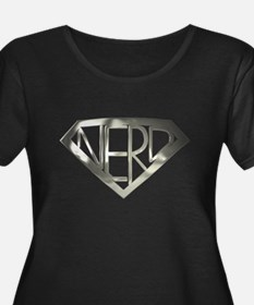 Chrome Super Nerd T