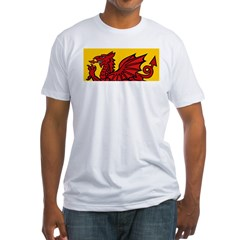 Red Welsh Shirt