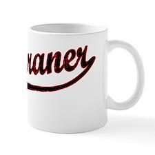 Weimaraner Varsity Mug