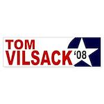 Tom Vilsack '08 Bumper Sticker