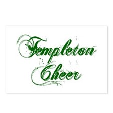Templeton Cheer Postcards (Package of 8)