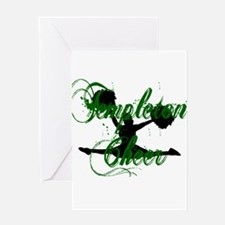 Templeton Cheer (2) Greeting Card