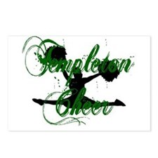 Templeton Cheer (2) Postcards (Package of 8)