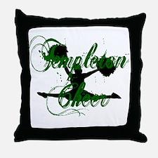 Templeton Cheer (2) Throw Pillow