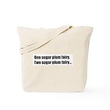 Sugar Plum  Tote Bag