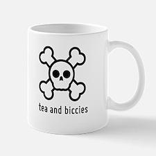 Tea and Biccies Mug