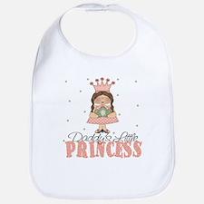 Daddy's Little Princess Kids Infant Baby Bib