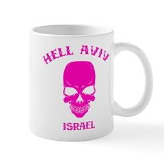 Hell Aviv (pink) Mug