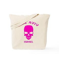 Hell Aviv (pink) Tote Bag