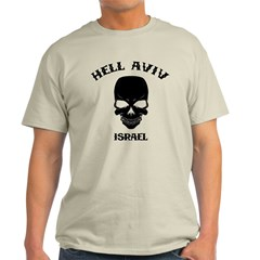 Hell Aviv (Black) T-Shirt