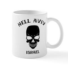 Hell Aviv (Black) Mug