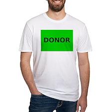 Cute Donate life Shirt
