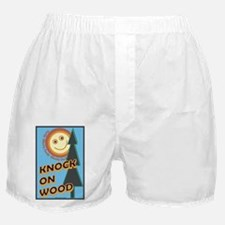 Knock on Wood Lucky Shorts/Boxer Shorts