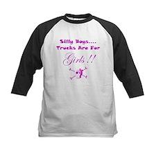 Trucks are for Girls Tee