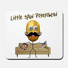 Little Spud Potatohead Mousepad