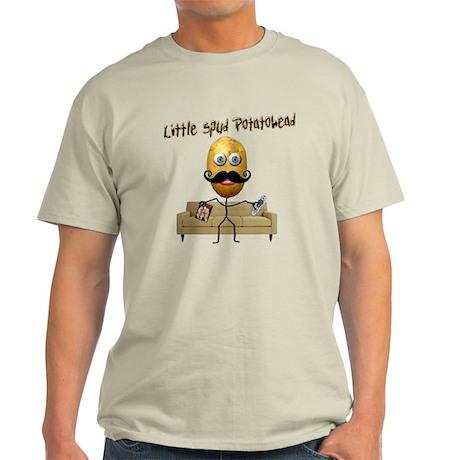 Little Spud Potatohead Light T-Shirt