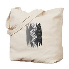 Couatl (serpent monster) Tote Bag