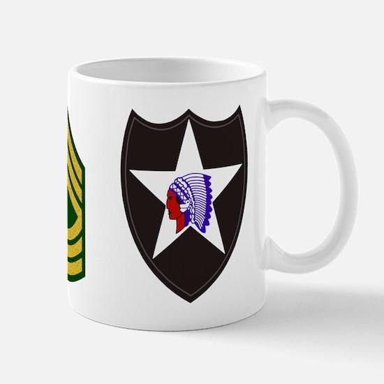 Master Sergeant Mug