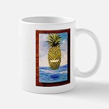Smiling Pineapple Mug