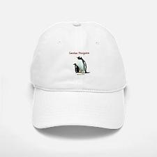 Gentoo Penguins - Baseball Baseball Cap