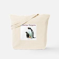 Gentoo Penguins - Tote Bag