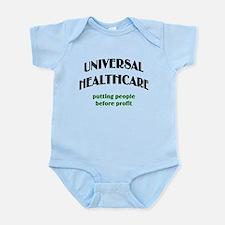 Universal Health Care Infant Bodysuit