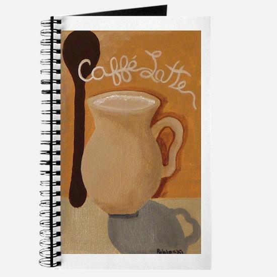 Cafe Latte Journal