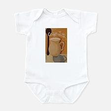 Cafe Latte Infant Bodysuit