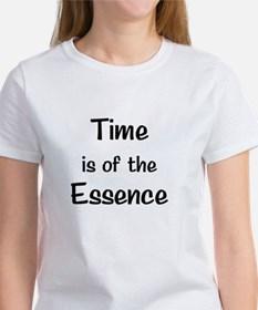 Time is of the Essence Tee
