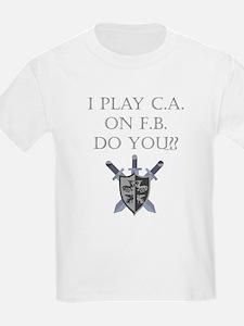 CA on FB T-Shirt