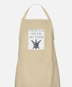 CA on FB BBQ Apron
