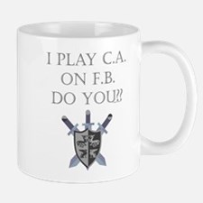 CA on FB Mug