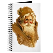 Old World Santa Claus Journal