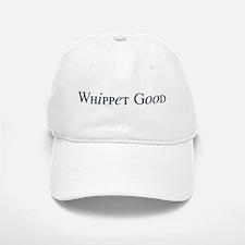 Whippet Good Baseball Baseball Cap