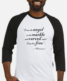 Angel Baseball Jersey