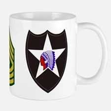 First Sergeant Mug