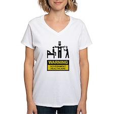 Healthcare Warning Shirt