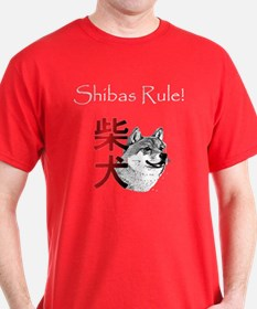 Midwest Shiba Inu Rescue T-Shirt