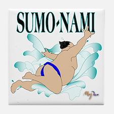 Sumo-Nami Tile Coaster