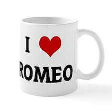 I Love ROMEO Mug