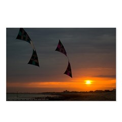 Sunset Revs Postcards (Package of 8)